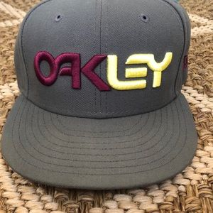 Oakley Fitted Hat